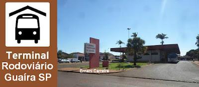 Terminal Rodoviário de Guaíra SP