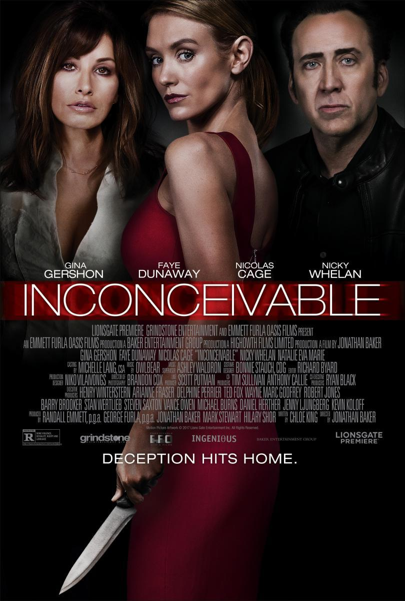 Inconcebible (Inconceivable) (2017)