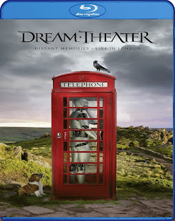 Dream Theater: Distant Memories – Live in London [2xBD25]
