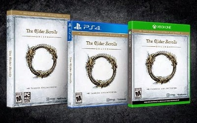 The elder scrolls online tamriel unlimited ps4 release date
