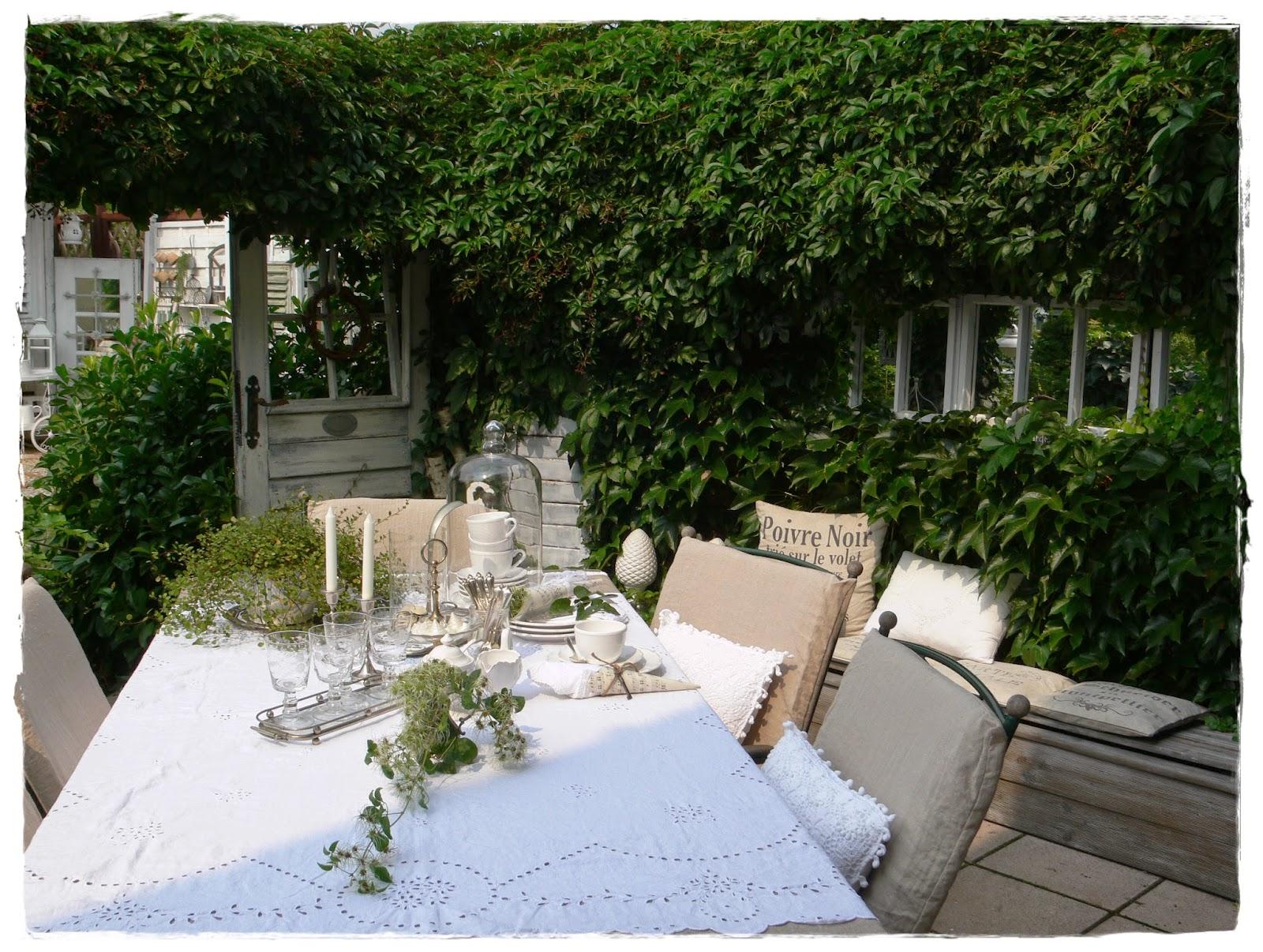 Shabby Landhaus Die Vielen Gesichter Meiner Terrasse