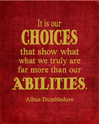 Albus Dumbledore printable quote