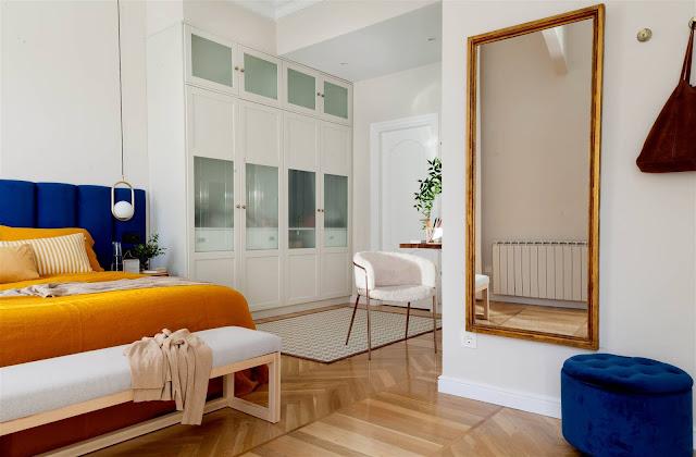 Дизайн-проекты. Модная квартира в Кастилии