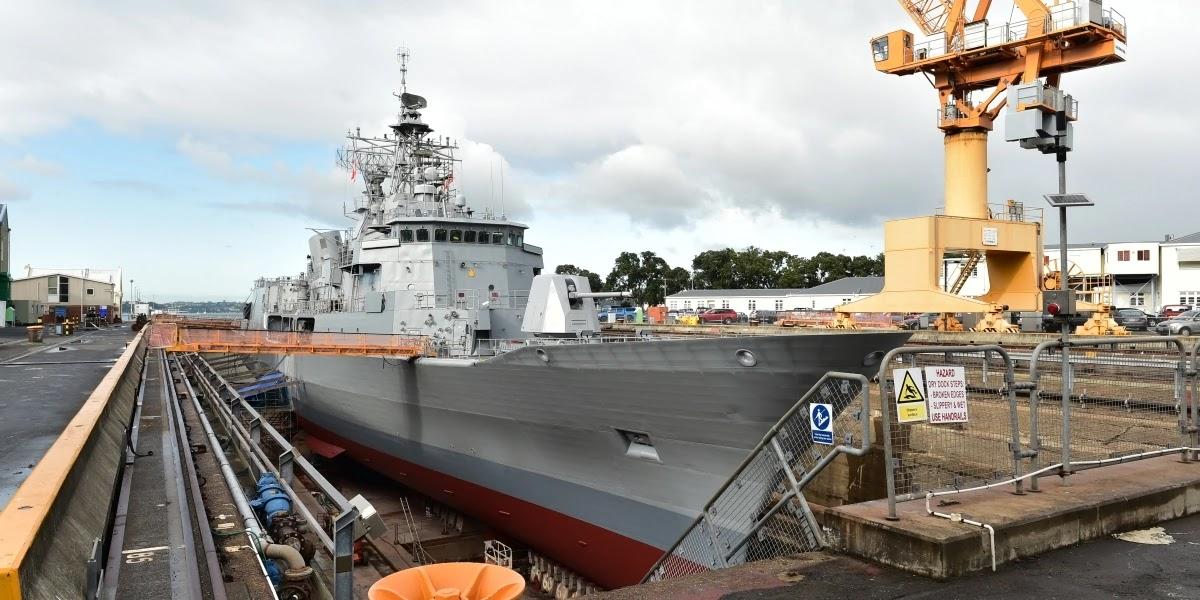 Британська суднобудівна компанія Babcock підписала угоду з Укроборонпромом