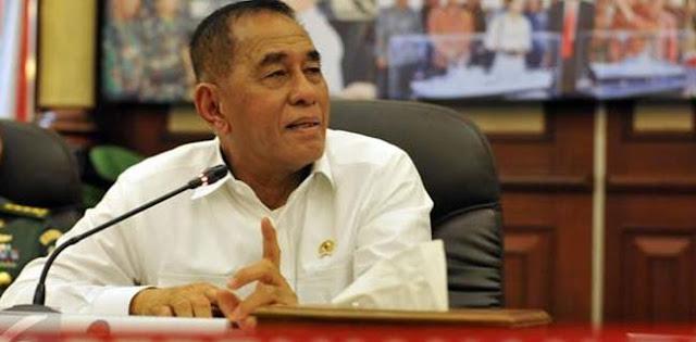 Pak Menhan, Hati-Hati Bicara Serangan Balik Ke KKB Papua