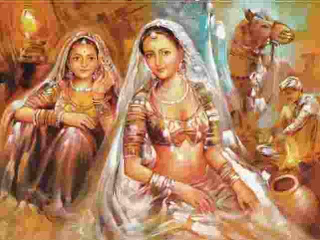 बंजारन गुलाबो - एक सुन्दर कहानी(banjaran gulabo- ek sundar kahani)