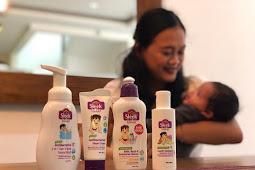 Sleek Baby Sabun Cuci Bayi untuk Khusus Kulit Alergi