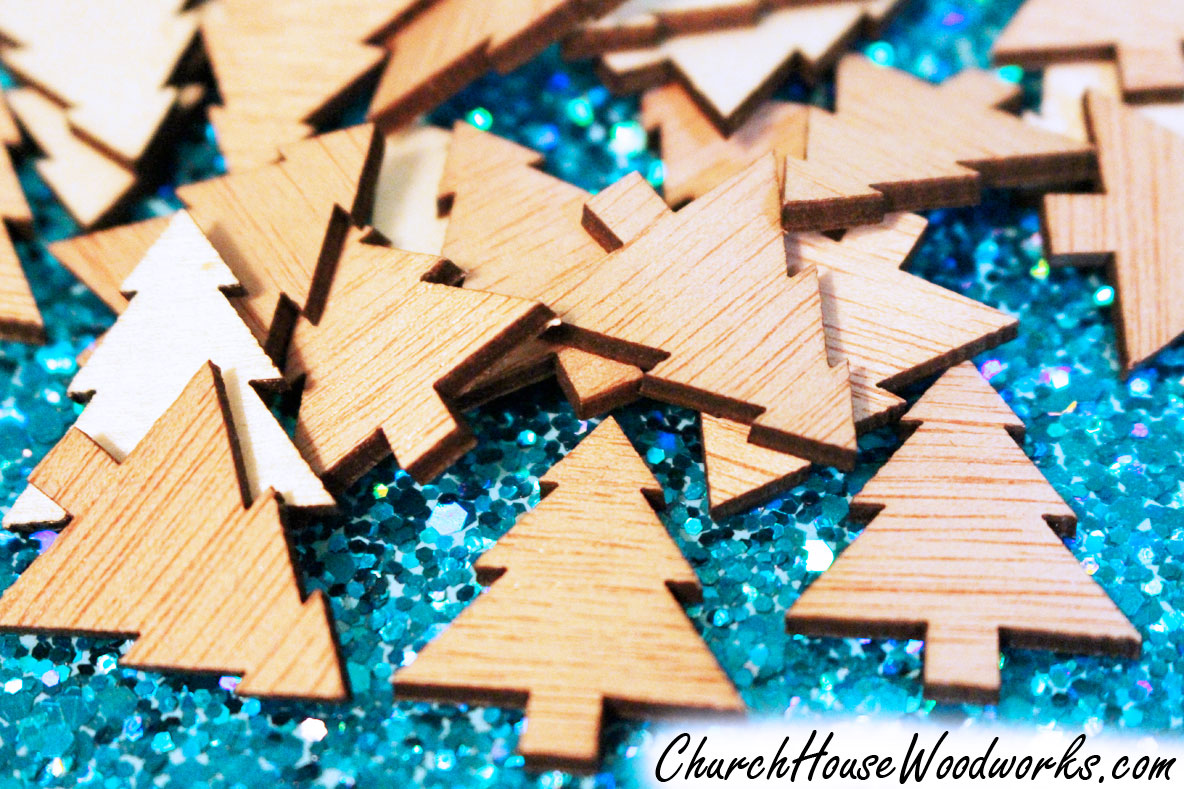 Unfinished Wood Ornaments Christmas