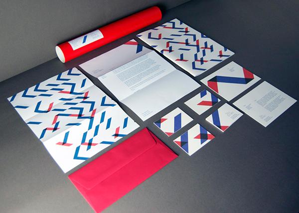 Graphic Design Portfolio of Tau Siroko - Stationery Set