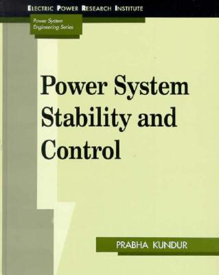 KUNDUR POWER CONTROL AND DOWNLOAD STABILITY PDF SYSTEM
