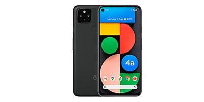 Cara Screenshot Google Pixel 4A 5G