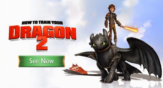 ไปดูหนัง How to Train Your Dragon 2 - อภินิหารไวกิ้งพิชิตมังกร 2