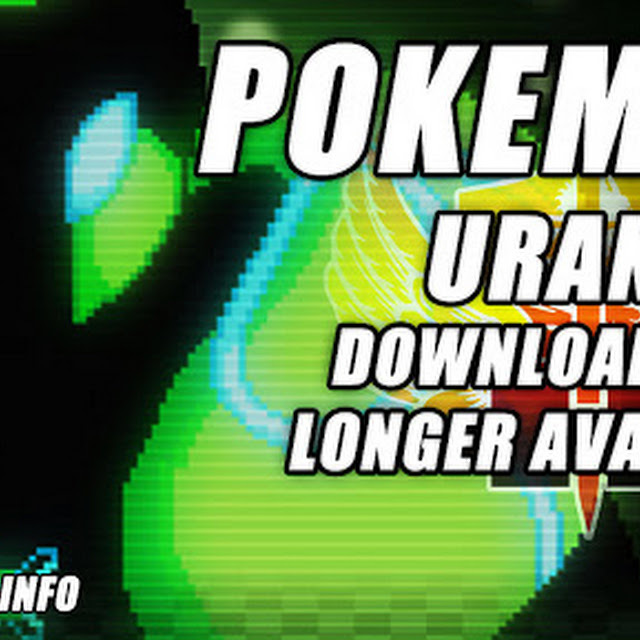 Pokemon Uranium Download Is No Longer Available