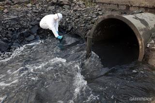 Phân loại các loại nước thải công nghiệp