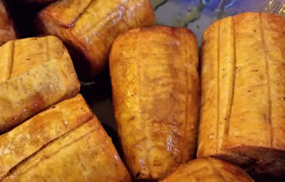 Koko A Yatoto Roasted Sweet Plantains Recipe