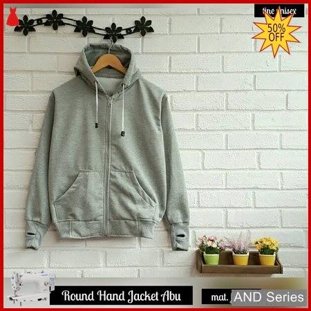 AND059 Jaket Wanita Jacket Roundhand Murah BMGShop