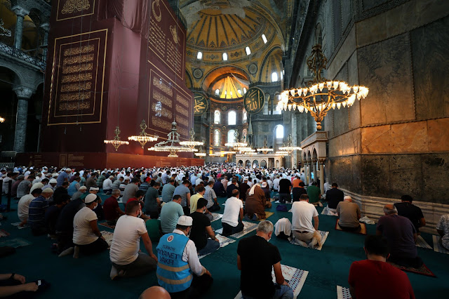 How a historian stuffed Hagia Sophia's sound into a studio