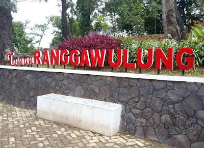 Foto Taman RANGGAWULUNG dapet nyomot dari medsosnya Neng Lina S... Hehehe