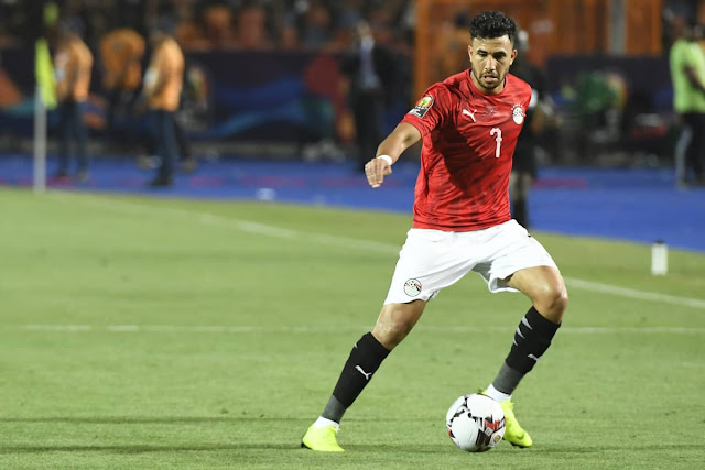 AFCON: Egypt Wins First Win In CAF 2019