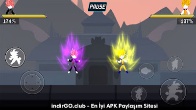 Stick Shadow War Fight mod apk