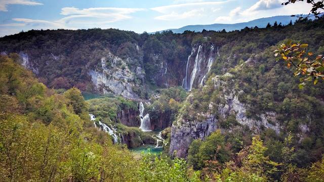Atracții turistice în Croația: Lacurile Plitvice