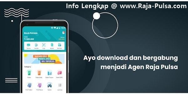 Mari Bisnis Jualan Pulsa Elektrik Murah All Operator Bersama Raja-Pulsa.com CV Raja Multi Solusindo