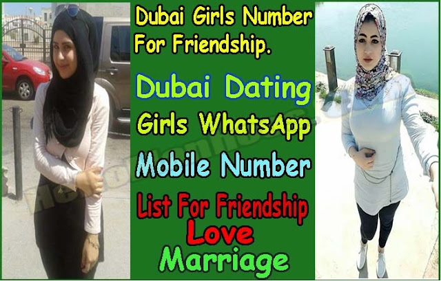 Dubai girls Whatsapp mobile numbers and pictures | UAE single Muslim girls WhatsApp group links