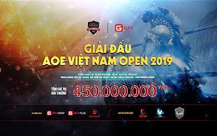 AoE Việt Nam Open 2019: Tường thuật trực tiếp ngày thi đấu đầu tiên