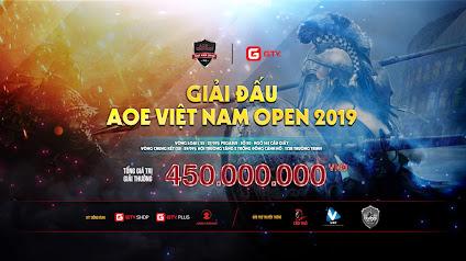 Công bố luật và thể thức thi đấu chính thức AoE Việt Nam Open 2019