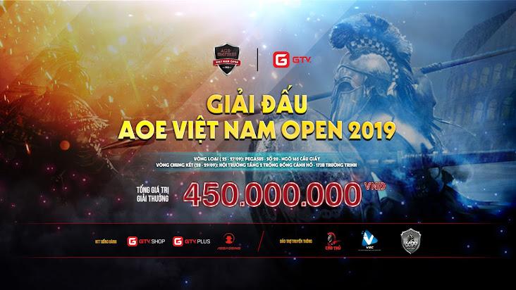 Top 5 trận đấu đáng chú ý ngày thi đấu đầu tiên AoE Việt Nam Open 2019