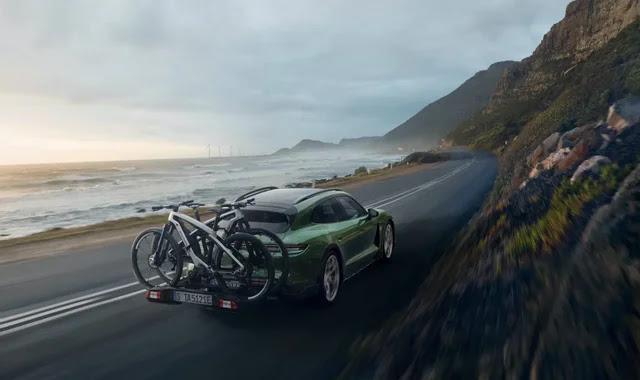 Porsche reveals very expensive electric bikes