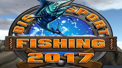 Big Sport Fishing 2017 v1.0.12 Mod Apk (Unlimited Money)