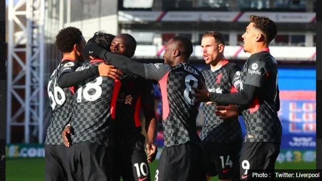 Crystal Palace vs Liverpool 0–7 Highlights