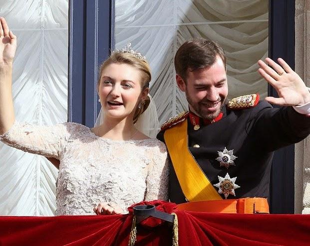 Atualizados+recentemente2902 - Casamento Real - Príncipe Guillaume do Luxemburgo ♥ Condessa Stéphanie de Lannoy