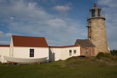 Monhegan Island Light