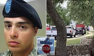 American soldier and wife murder their four children with carbon monoxide inside their SUV as they also take their own life in chilling murder-suicide