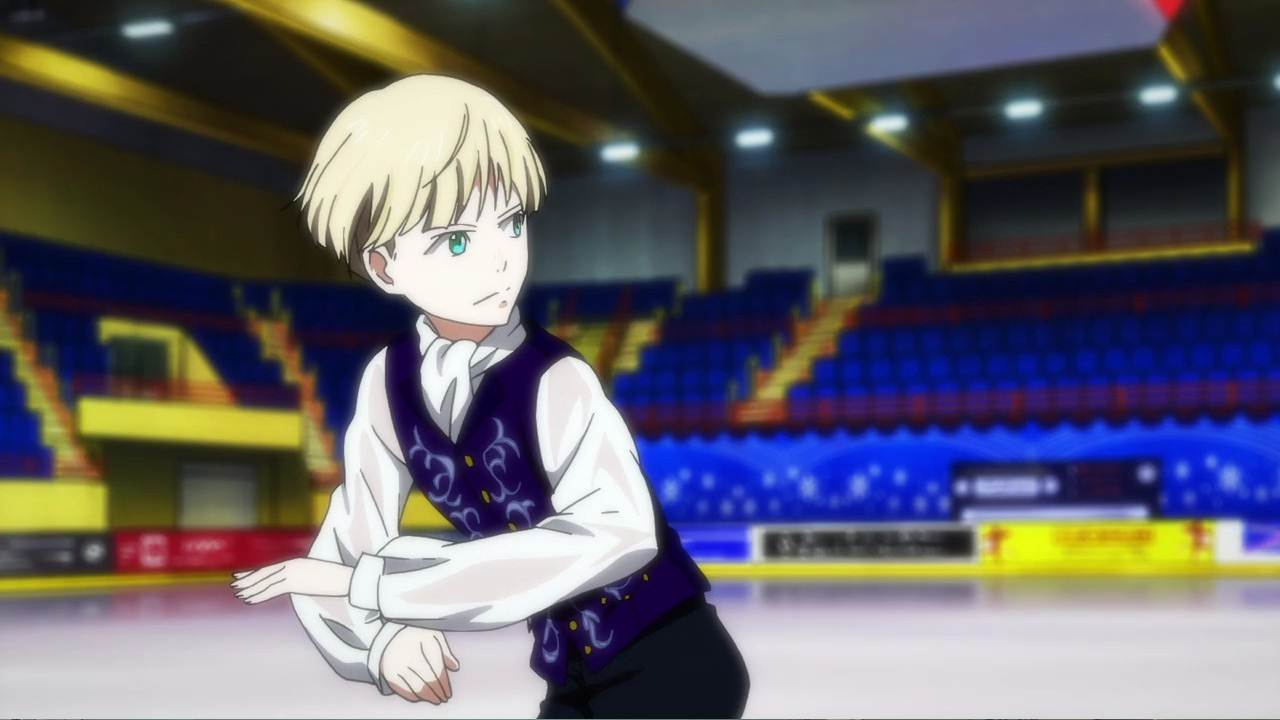Yuri on Ice cap 2 sub español