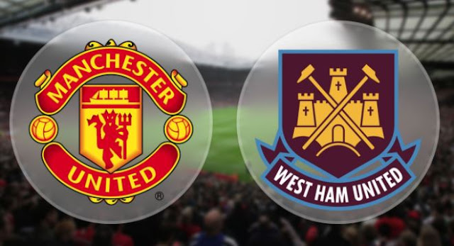 West Ham United VS Manchester United (WATCH HERE)