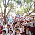 Lagi ,BNN Kabupaten Kediri Datangi SDN 1 Padangan Kayen Kidul Disambut Ratusan Siswa