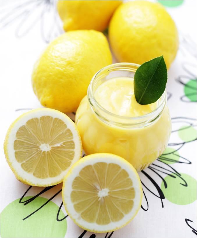Fresh Lemon Pudding