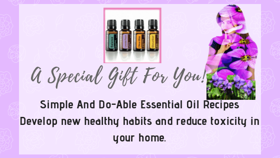 A Special Gift for You-Simple Essential Oils Recipes