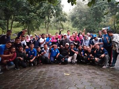 Dispora KBB Bantu Dongkrak PAD Kunjungi Guha Pawon