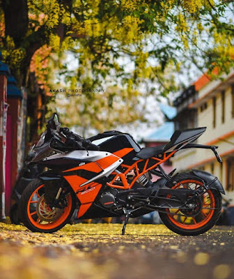 KTM RC Latest Graphics New Models Picture 2020