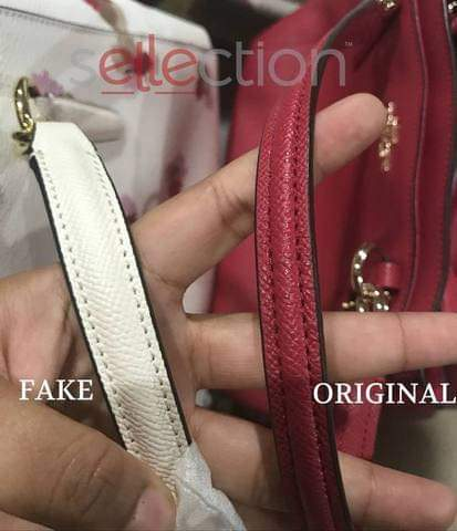 Tips nak tahu beg Original vs Fake