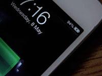 Gimana Cara Cepat Menampilkan angka Persentase Baterai di Layar Android
