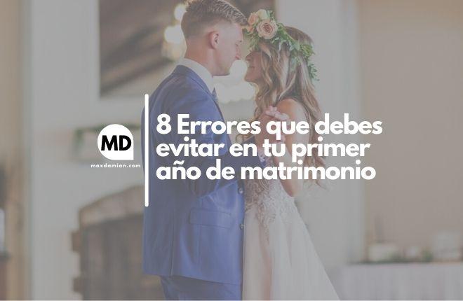 Matrimonios en crisis