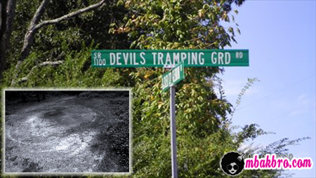 The Devil's Tramping Ground