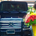 Chika Ike buys a Mercedes-Benz G-Class SUV to celebrate her birthday (PHOTO)