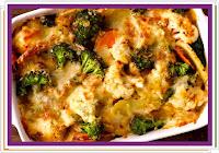 Zapečená zelenina - Recepty a vaření