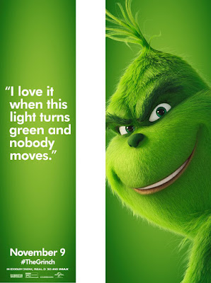 The Grinch 2018 Poster 23